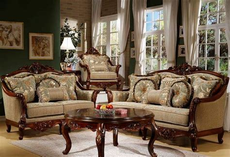 Fancy Living Room Sets - traditional living room furniture formal living room