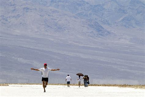 Valley Heat Record Valley Temps Tie Record In Heat Wave Csmonitor