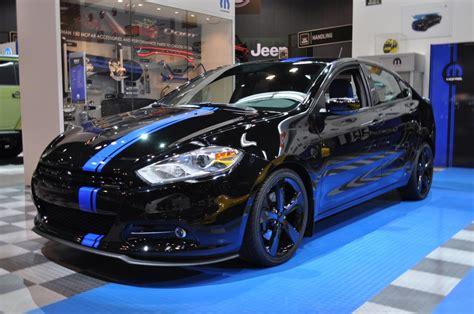 Dodge Dart Mopar Edition For Sale Limited Edition Mopar 13 Dodge Dart Debuts In Chicago