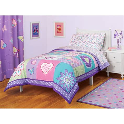 butterfly bedding american butterfly comforter toddler walmart