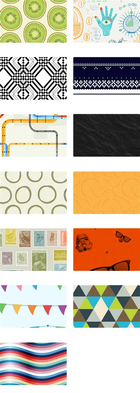 pattern library c the pattern library on behance