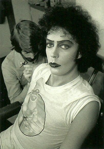 frank n furter tattoo tim curry rocky horror and curries on