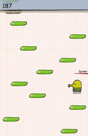 how to do in doodle jump doodle jump