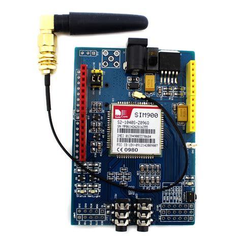 tutorial arduino sim900 gsm how to communicate the arduino board with sim900