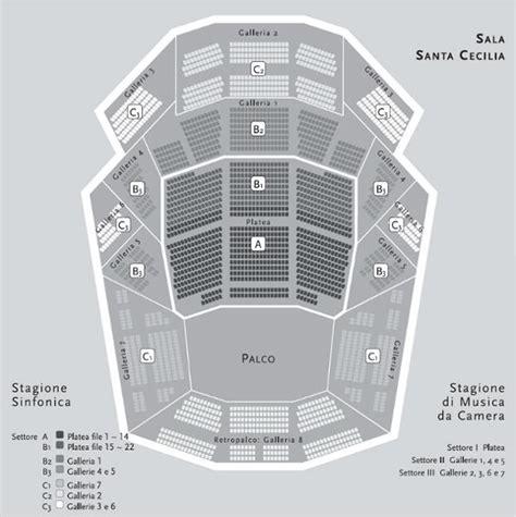 posti a sedere olimpico di roma auditorium parco della musica roma prossimi eventi in