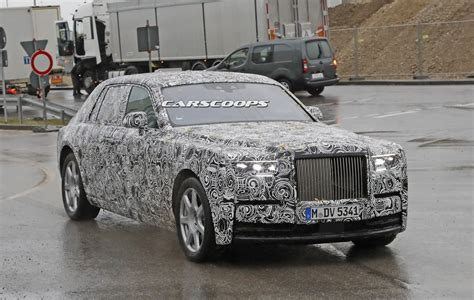 roll royce phantom 2018 2018 rolls royce phantom prototype drops some camo tries