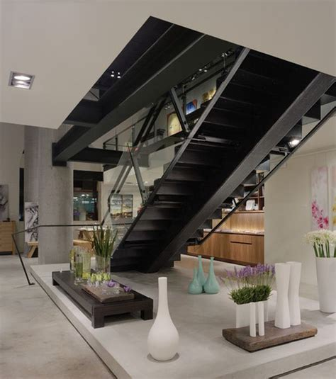 Zen House Stairs Design 10 Steel Staircase Designs Sleek Durable And Strong