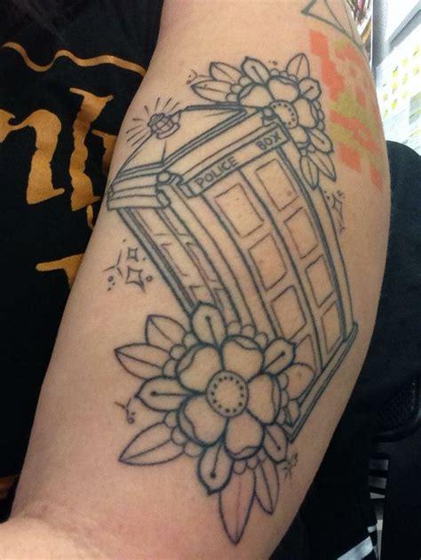 tardis tattoo tardis outline dr who tardis