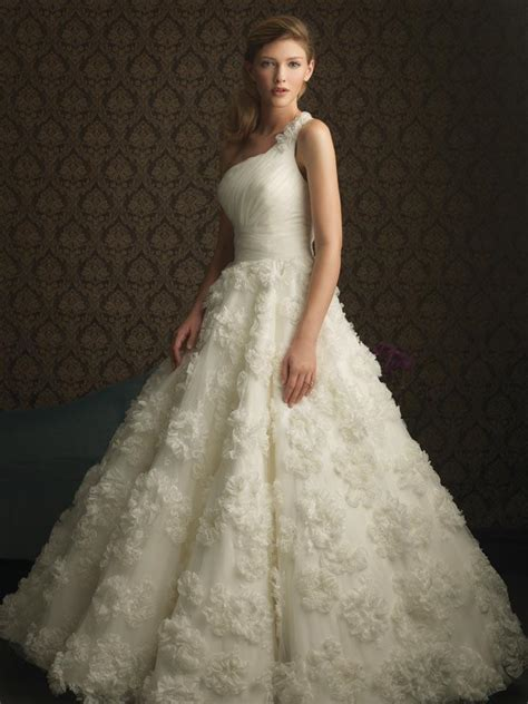 Informal Bridal Gowns by Ivory Floral Lace Gown Unique Formal Wedding