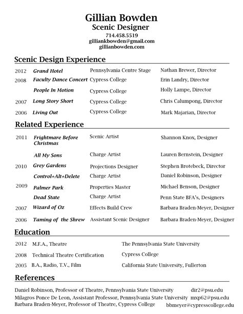 Resume Additional Skills Resume