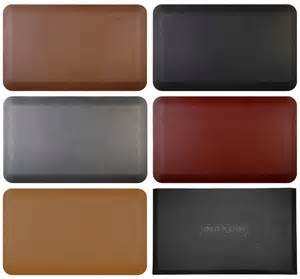 black wellness mats anti fatigue kitchen mat 5 x 4 on