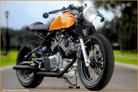 Motorrad Umbauen Lassen by Umbau Yamaha Virago 750 Motorrad Fotos Motorrad Bilder