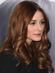artist with copper brown hair color copper brown hair