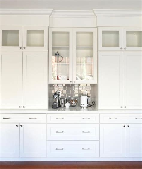 white shaker cabinet hardware from construction grade oak to industrial luxe white cabinets
