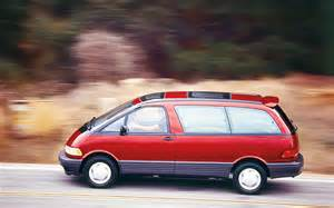 1994 Toyota Previa Top 14 Toyotas Enthusiasts Crave Past Present And