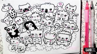 doodle 4 drawings kawaii animals hello doodles easy drawings by