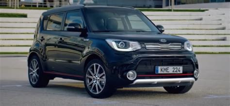How Much Does A New Kia Soul Cost New 2017 Kia Soul Turbo Gdi Overview Dpccars