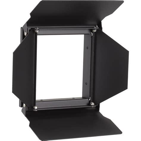 Barn Doors Lighting Rosco 4 Leaf Barn Doors For Braq Cube Light 515910320003 B H