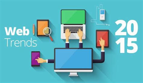 web design layout trends 2015 15 web design trends you can expect to see in 2015