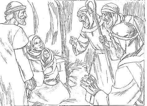 nativity angel coloring page free nativity angels coloring pages
