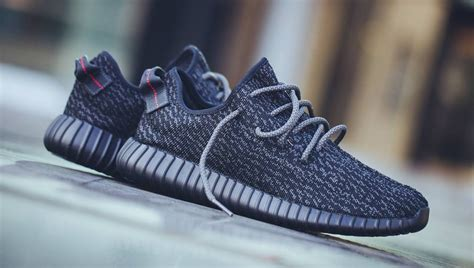 Yeezy Adidas Adidas Yeezy 350 Boost Pirate Black Restock Sneaker Bar