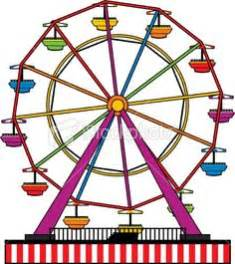 coaster vbs carousel horses coloring pages clowns