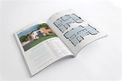 land layout brochure property brochure design service