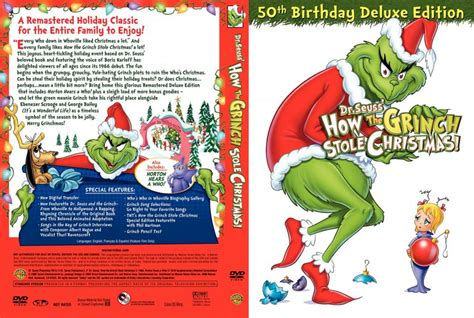 se filmer dr seuss the grinch post do leitor quot cole 231 227 o quot de filmes do dr seuss dvds