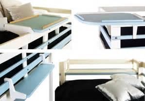 Bien Table De Chevet Pour Mezzanine #1: espace_loggia_lit_mezzanine_etagere_chevet_angle_bibliotheque_dejeuner_meuble_contemporain_design_gain_de_place.jpg