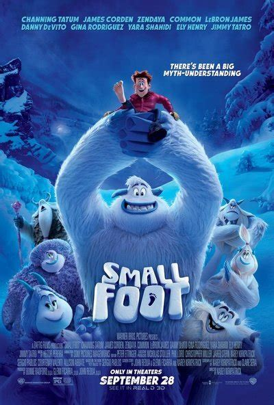 smallfoot  review film summary  roger ebert