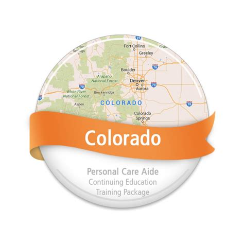 colorado personal care aide continuing education