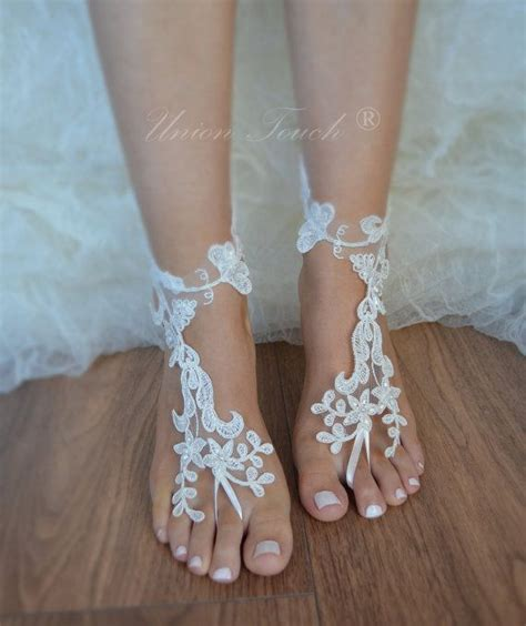 Schuhe Strand Hochzeit by Die Besten 25 Hochzeit Schuhe Elfenbein Ideen Auf