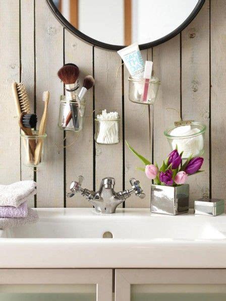 bad aufbewahrung hängend idee aufbewahrung badezimmer