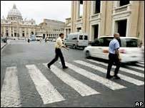 Vatican Issues Driving Commandments by News Europe Vatican S Driving Commandments