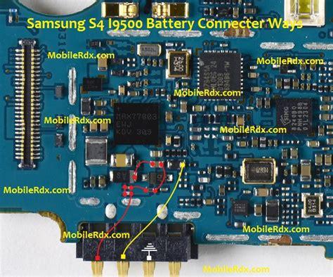 Ic Power Samsung Galaxy S4 Gt I9500 Max 77803 samsung galaxy s4 i9500 battery connecter problem ways