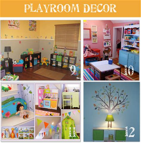 playroom decor ideas tip junkie