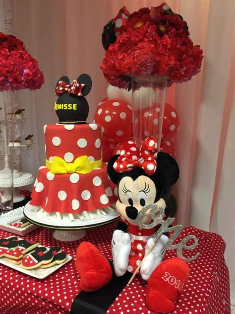 Mickey  Ee  Mouse Ee    Ee  Minnie Mouse Birthday Party Ideas Ee