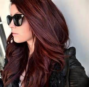 auburn hair color with highlights burgundy hair color for hair brunettes and