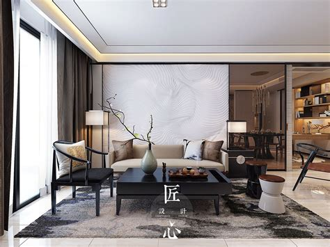 Designer Home Interiors by Two Modern Interiors Inspired By Traditional Chinese Decor