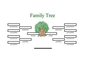 family tree pdf template 40 free family tree templates word excel pdf