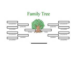 family tree templates free 40 free family tree templates word excel pdf