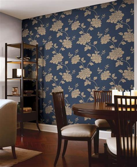 wallpaper for feature wall in dining room 35 best wallpaper images on pinterest floral backgrounds