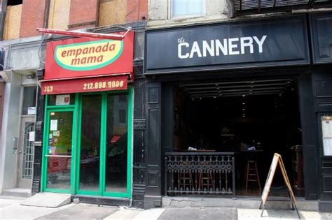Empanada Hell S Kitchen Reopen by Empanada To Replace The Cannery On Ninth Avenue After