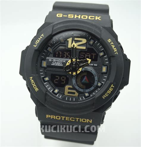 G Shock Ga 310 Black Kw g shock ga 310 black list gold kucikuci shop jam