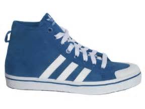 De Las Adidas Originals Honey Mid Stripes Casual Zapatos Floral Azul Rosado Q23392 Zapatos P 230 by Scarpe Adidas Honey Stripes E Midiru Court Mid Basket Moda