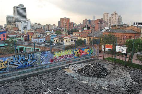 short walks from bogot the graffiti of bogota