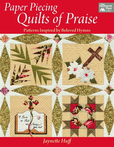 Patchwork Place - that patchwork place quilt book paper piecing quilts of