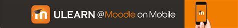moodle theme banner ulearn utem semester 2 2017 18