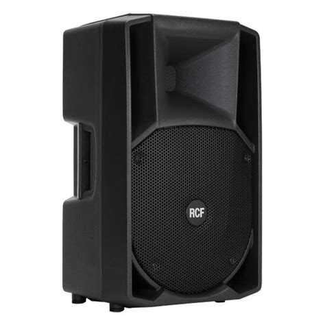 Box Rcf Rcf Audio 712 A Mkii Active Two Way Speaker Box