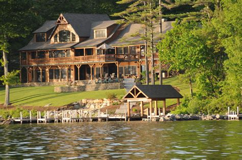 our new home on governor s island on lake winnipesaukee